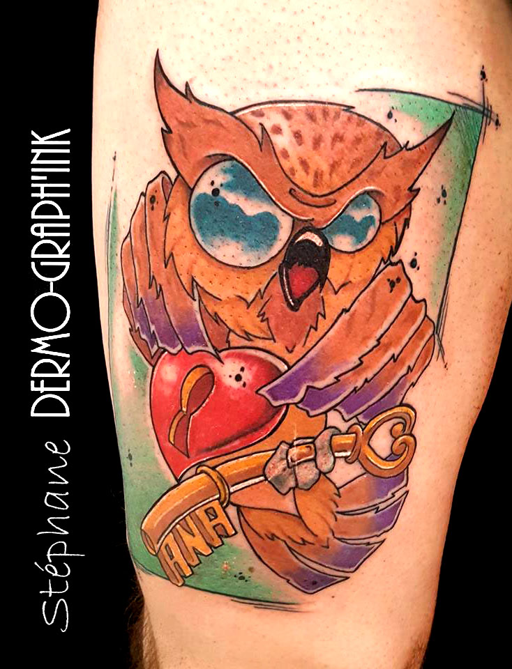 Tatoueur chamb ry mod les de tatouage tattoo originaux for Is a d ointment good for new tattoos
